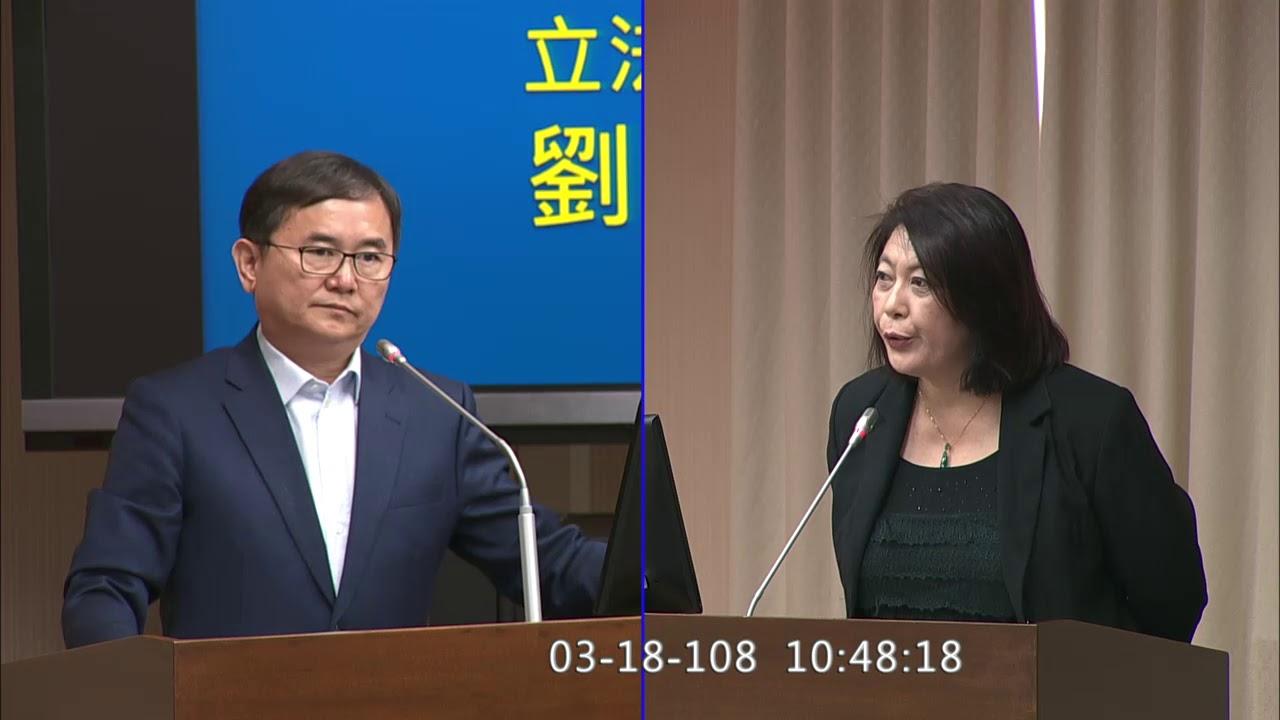 劉櫂豪質詢NCC主委詹婷怡,針對假新聞問題要求NCC重視並儘速處理,回應社會的期待!