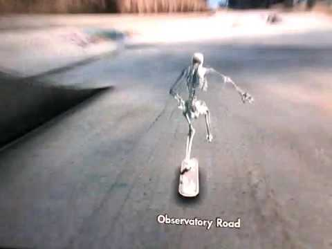 Skate 3 Chear codes and how to get meat man and dem bones!!!