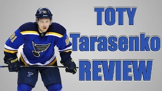 97 TOTY Tarasenko Player Review - NHL 17