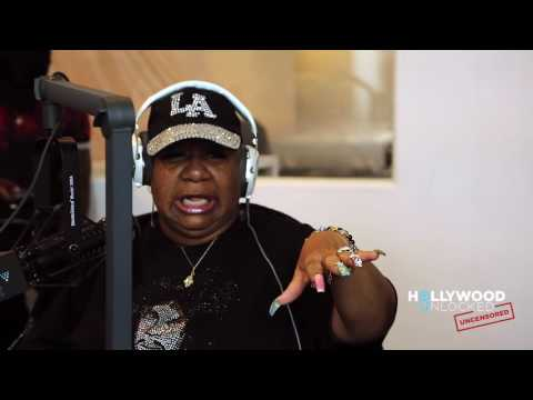 Luenell talks Amber Rose and Reality T.V. with Hollywood Unlocked UNCENSORED