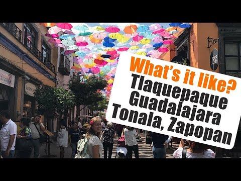 Exploring GUADALAJARA on the Tapatio Tour Bus (Mexico Travel Vlog)