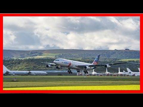 "Breaking News | Airbus' ""blade"" laminar flow wing demonstrator makes first flight"
