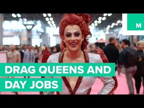 The Real Jobs of Drag Queens - Inside Drag