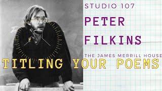 Studio 107, Episode 7: Peter Filkins