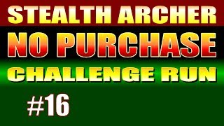 Skyrim Walkthrough NO MONEY CHALLENGE RUN #16 - Getting Some Free Archery Gear (Froki's Shack)