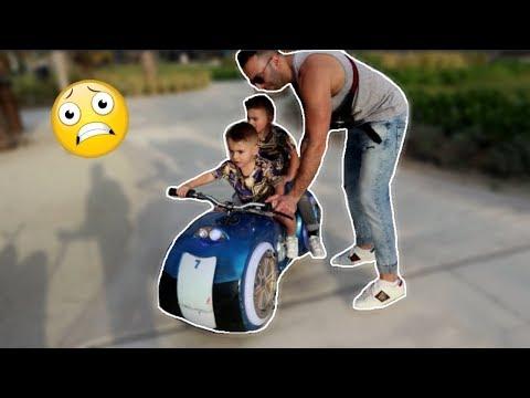 HIER IS HIJ ZO NIET KLAAR VOOR!!   DUBAI   VLOG #225