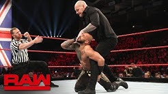 Ricochet vs. Baron Corbin: Raw, May 13, 2019