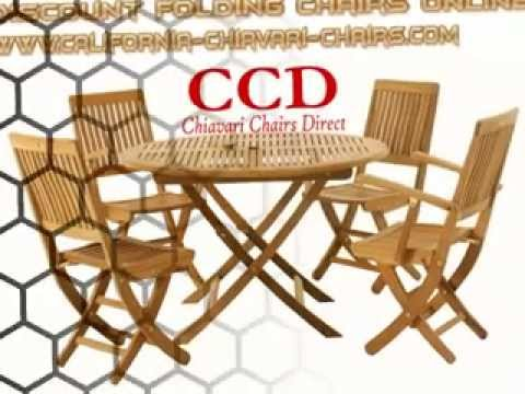 Discount Folding Chairs Online