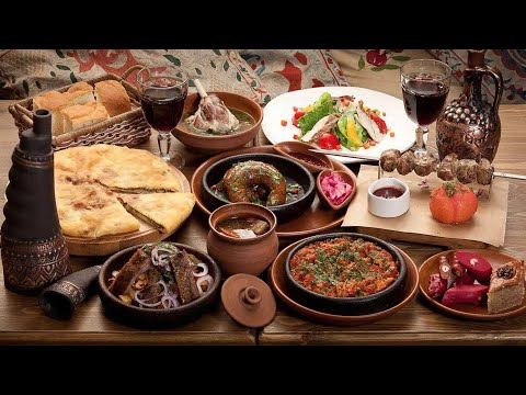 Божественная армянская кухня. В Дилижане создали лабораторию еды
