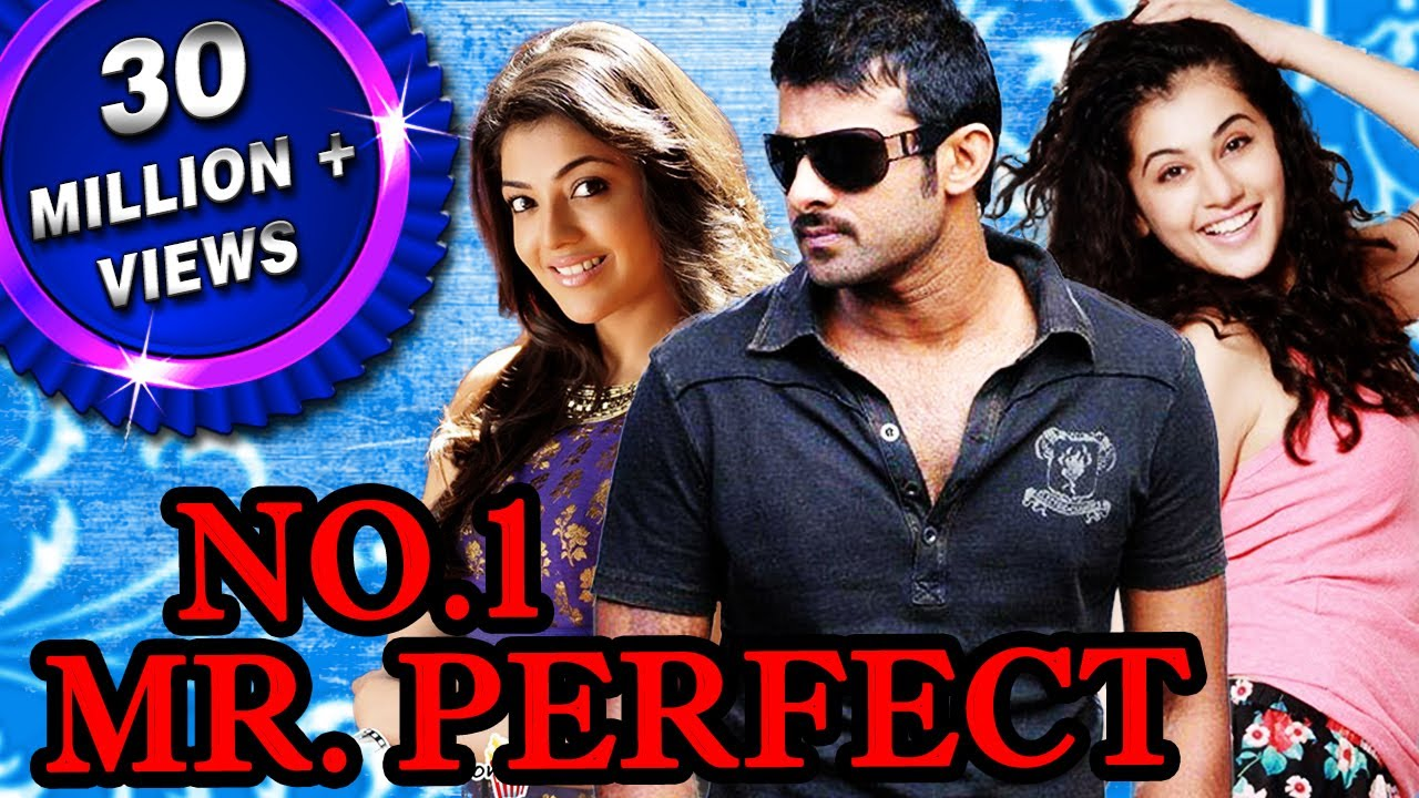 Download No. 1 Mr. Perfect (Mr. Perfect) Hindi Dubbed Full Movie | Prabhas, Kajal Aggarwal
