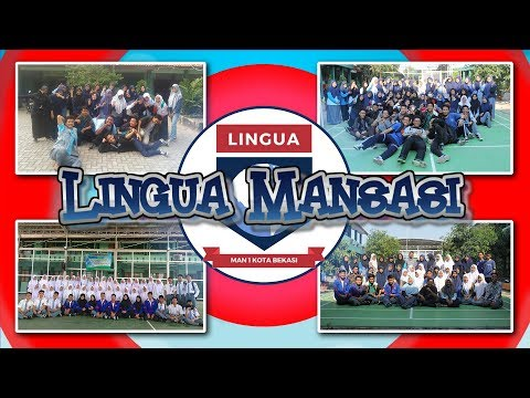 Lingua, Language Club of MAN 1 Bekasi