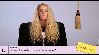 Fråga Mig - Peg Parnevik