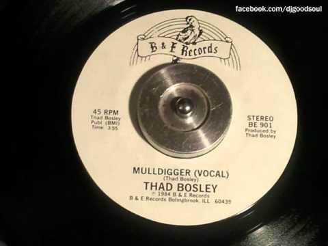 Thad Bosley Mulldigger