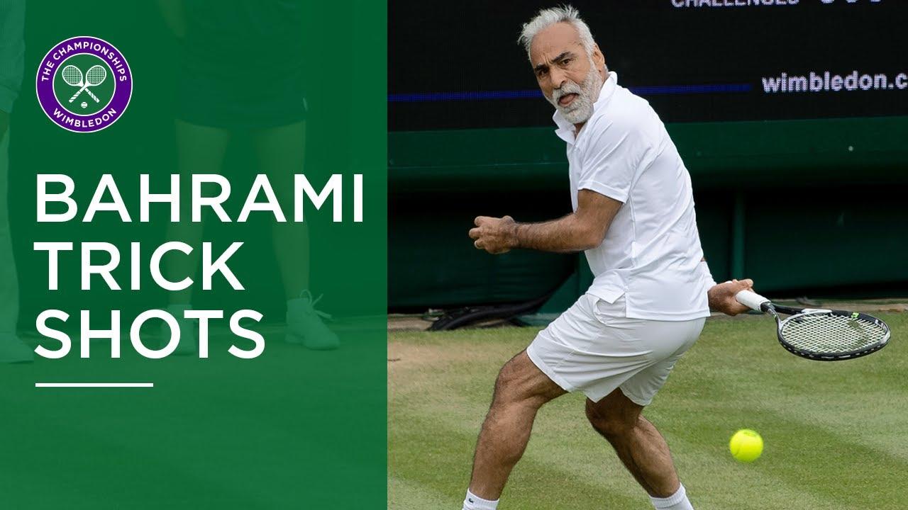 Download Mansour Bahrami - Best Wimbledon Trick Shots