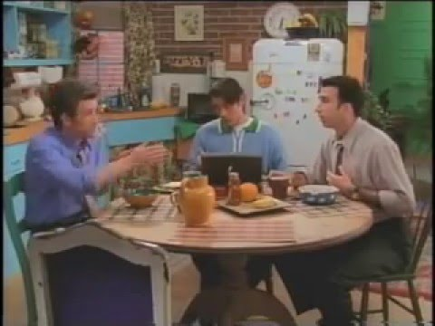 Friends Parody from Nick at Nite