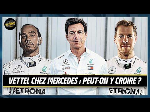 VETTEL CHEZ MERCEDES ! PEUT-ON Y CROIRE ? - Les Pistonnés F1