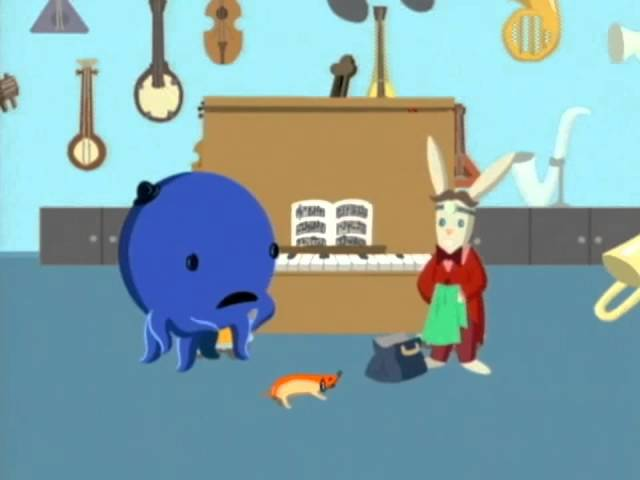 Oswald The Octopus 720p HD English | TravelBook.TV