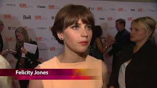 EVENT CAPSULE CHYRON - 'The Theory Of Everything' Premiere Presented By Focus Features - Toronto Int