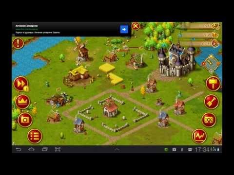 Townsmen - Обзор игры на Андроид и iOS