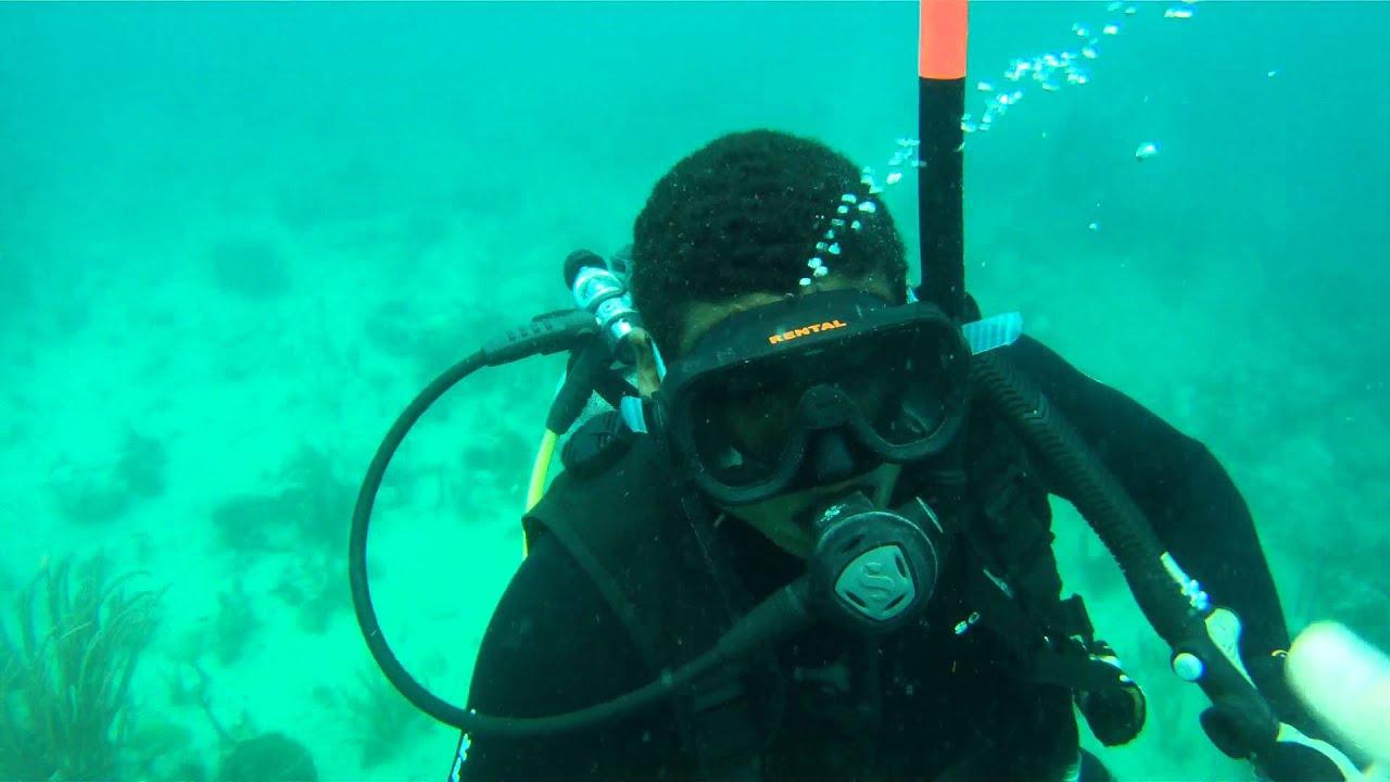 Scuba Diving At Catalina Island