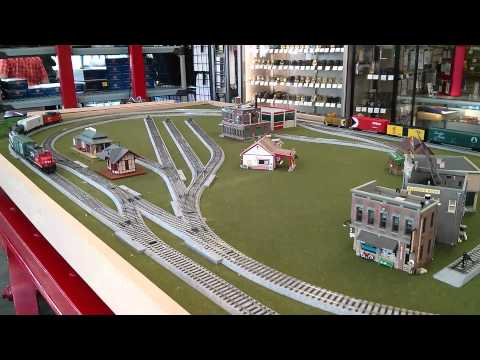 Railfanning Ontario - George's Trains Model Rail Road