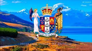 Inno Nazionale della Nuova Zelanda (testo) - Anthem of New Zealand