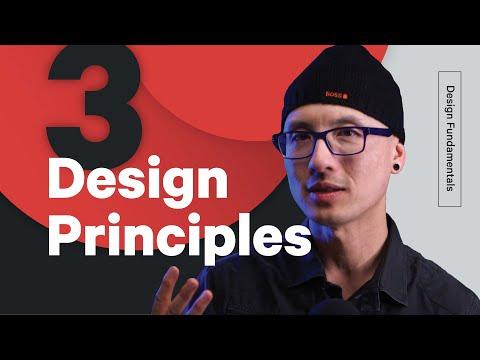3 Principles to Improve Your Logo Design Process - Legibility, Hierarchy, and Contrast