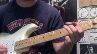 Roadhouse Blues: Guitar Cover, The Doors, Full Song