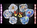 New Series! | Longinus Line VS Valkryie Line | Beyblade Burst Generation Battle