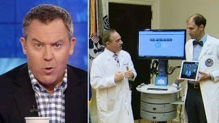 Gutfeld on health care improvements for vets thumbnail