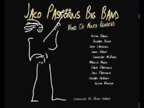 PUNK JAZZ (JACO PASTORIUS BIG BAND)