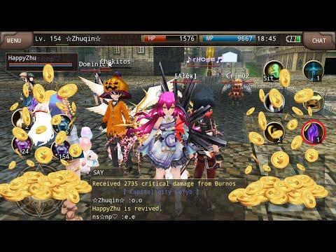 Iruna 9 Clones Easy For Ninja Youtube