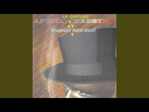 Soukouss Paris Night (feat. Aurlus Mabele) (Radio Edit)
