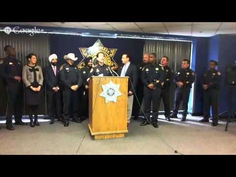 Harris County Sheriff's Office Welcomes Sikh Officers with Articles of Faith Intact