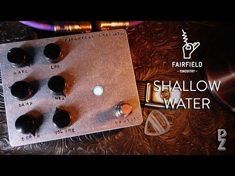 Fairfield Circuitry Shallow Water K-Field Modulator Demo