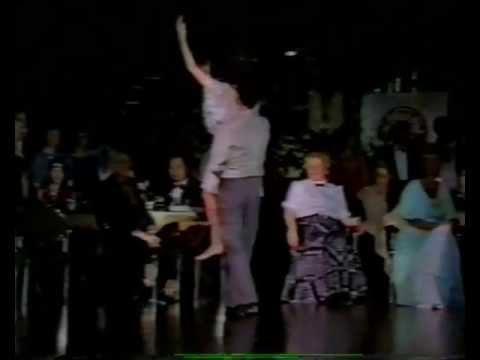Pierre Dulaine and Yvonne Marceau - Pygmalion and Galatea 1983