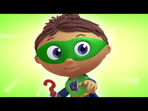 Super WHY! Full Episodes Compilation ✳️ The Boy Who Cried Wolf + Rapunzel ✳️ S01E07+E08 (HD)