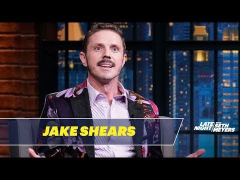 Jake Shears Has Slept With a Lot of People Mp3