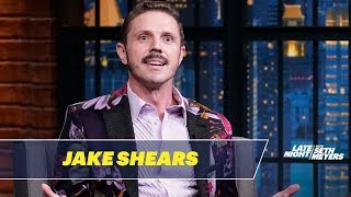Jake Shears Has Slept With a Lot of People
