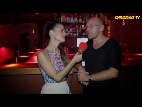 Interview Sven Väth @ AmnesiaTV 2013