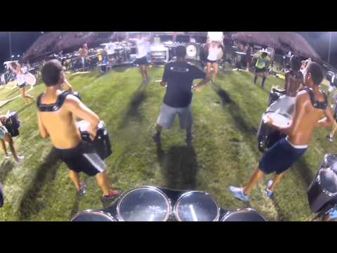 Blue Devils 2012 - Elkhart Scott Cam Half Speed No Audio