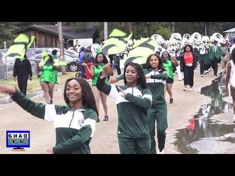 Mississippi Valley Marching Band @ MVSU Homecoming Parade 2018