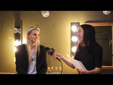 The Permanent Rain Press Interview with PVRIS Mp3