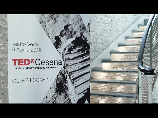 TEDxCesena 2016 video summary