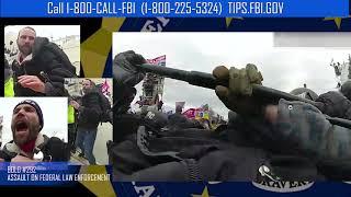Capitol Violence: AFO #292