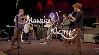 Maurice K - Varshaver Freilach (Live Radio Espace 2 - 2017)