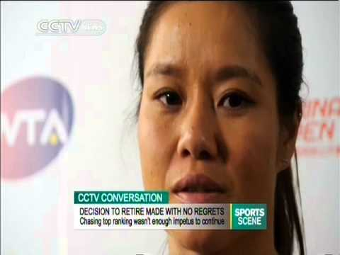 Exclusive interview--Li Na on her retirement