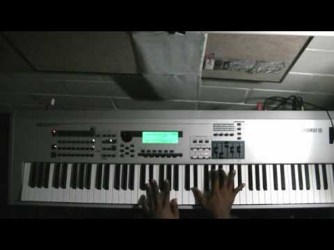 Download Recording from scratch when we all get to heaven on Yamaha MO8