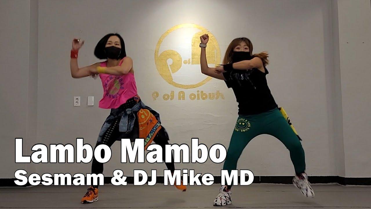 Lambo Mambo - Sesmam & DJ Mike MD(Mega Mix 80) / Zumba® / Easy Dance Fitness / Diet /  ZIN™