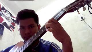 Gambar cover Cover lagu karo tanah karo si malem fiinger stayl gitar klasik(Rasa kulcapi)